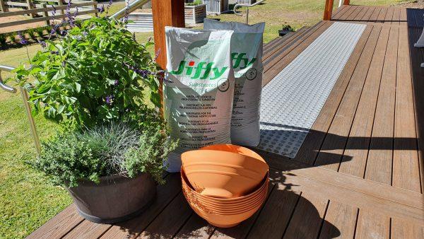 Mixed Planter Workshop